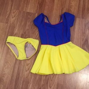Girls swim dress
